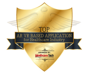Top AR/VR based Application for Healthcare Industry